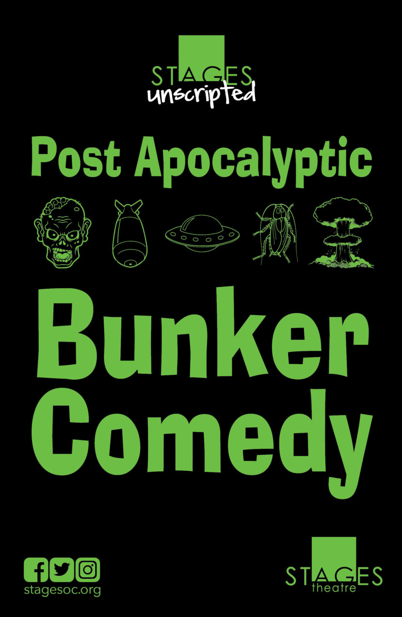 Post Apocalyptic Bunker Comedy