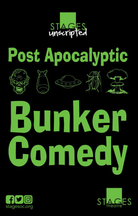 Post Apocalyptic Bunker Comedy